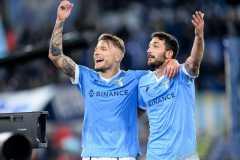 Lazio atasi perlawanan Inter Milan 3-1